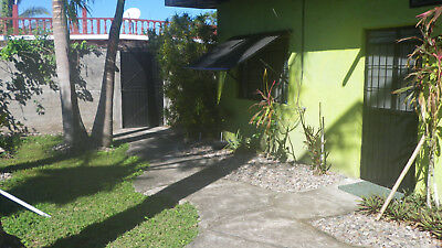 Teacapan , Mexico furnished house for sale two short  blocks from beach