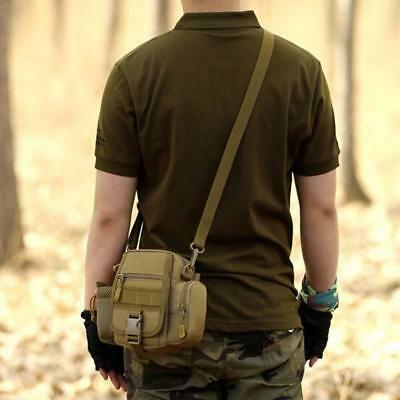 Creative Useful Mens bag Military Mini Bag Outdoor Tactical Sling Chest Pack H