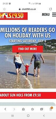 The Sun Holidays New Codes £9.50, All 10 Code words online booking for 2019