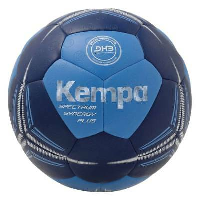 Kempa Spectrum Synergy Plus Handball Größe 2 blau NEU 91379