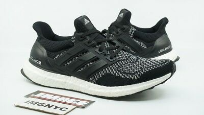 a382e4b08 Adidas Ultra Boost 1.0 Ltd Used Size 9 Reflective Core Black White Aq5561