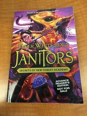 New Janitors Book 2 Secrets Of New Forest Academy By Tyler