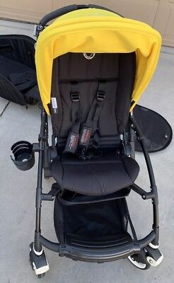 Bugaboo Bee Plus, Travel Bag, Cup Holder