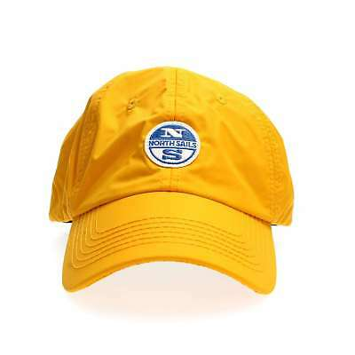 NORTH SAILS 628627 BASEBALL PATH YELLOW-0600 YELLOW CAPPELLO Uomo 360e24aec382