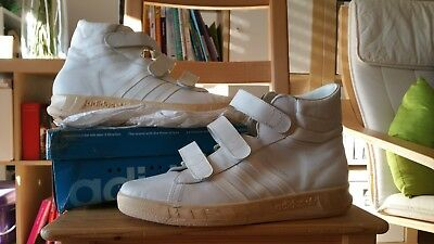 Adidas Kingston West Germany 80s Schuhe trophy allround monte carlo shoes uk 10