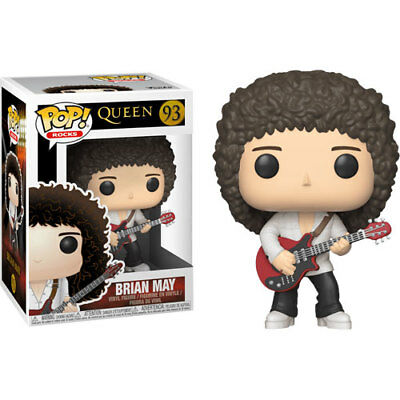 Queen - Brian May (Guitarist) Pop! Vinyl Figure NEW Funko