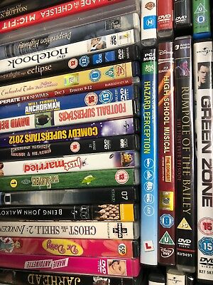 Dvd Joblot - 100