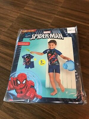 Badehosen Set Spiderman Jungen 2-teilig UV Set