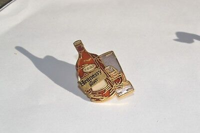 pin's Hennessy glace cognac (alcool)