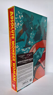 ABSOLUTE WONDER WOMAN by B. AZZARRELLO VOL.1 FACTORY SEALED !