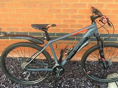 bce3b3ba928 CUBE ANALOG 27.5 Mountain Bike - £350.00 | PicClick UK