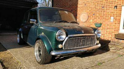 1990 Rover Mini Mayfair (Classic Mini)
