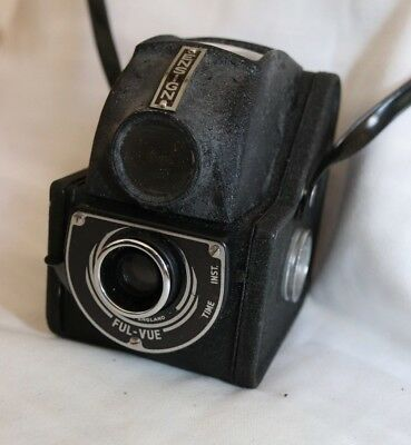 1940's vintage camera - Ensign FUL-VUE box camera