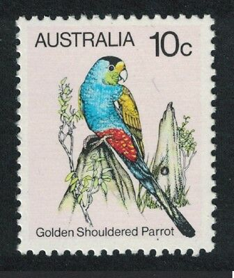 SALE Australia Golden Shouldered Parrot 1v 10c MNH SG#734 FREE POSTAGE