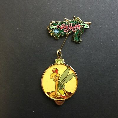 Mickey's Very Merry Christmas Party 2003 - Tinker Bell Ornament Disney Pin 26879