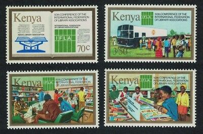SALE Kenya 50th Conference of the International Federation of Library FREE