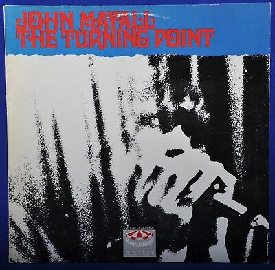 John Mayall – The Turning Point – Lp Vinyl – Karussell 2435 607 – 1969 - Sehr Gu