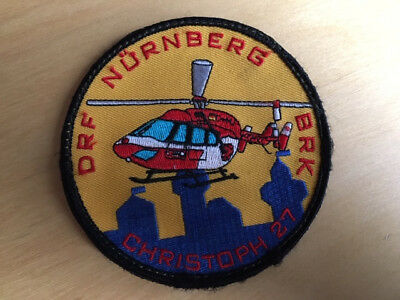 Patch Christoph 27 Nürnberg BK 117