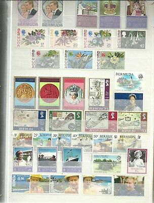 Bermuda - 1970 / 1990 - Collection - (*) + (**)