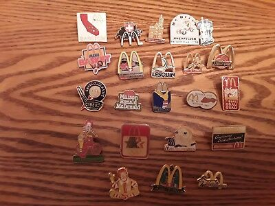 Pin's Mac donald