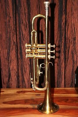 Trumpet - B & M Champion with case, mute and 2 mouthpieces