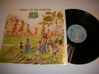 Steel Pulse--Tribute to the Martyrs