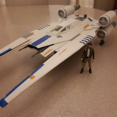 star wars u-wing rogue one complet