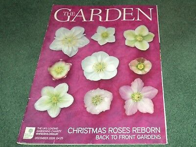 The Garden magazines (RHS) - 98 Issues May 2003 to August 2011