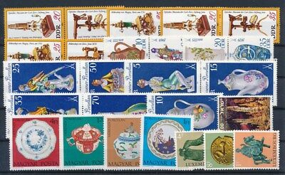 [G87430] World good lot Very Fine MNH stamps