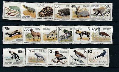 [109530] South Africa 1993 Fauna good Lot very fine MNH Stamps