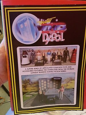 Doctor Who From Dapol Brochure