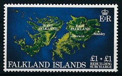 [134015] Falkland Is. 1982 good stamp very fine MNH