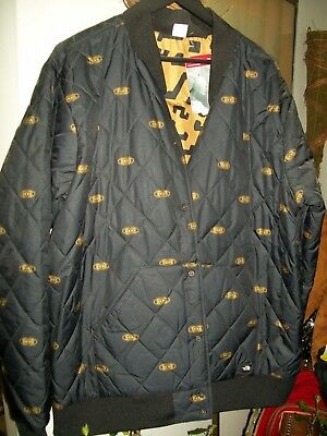 18c46827c MENS THE NORTH Face Jester Bomber Jacket sz Small NWT Reversible ...