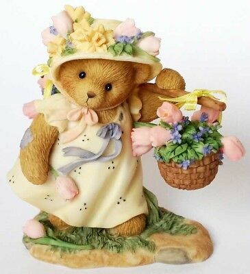 """Cherished Teddies """"I'll Carry Your Burdens And Lighten Your Heart"""" 4009178"""