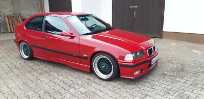 BMW E36 323ti Compact Limited Edition Tüv bis 2020