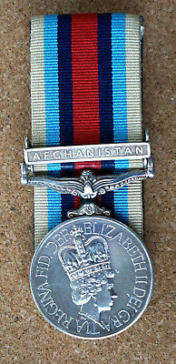 British Army Operational Service Medal Afghanistan.