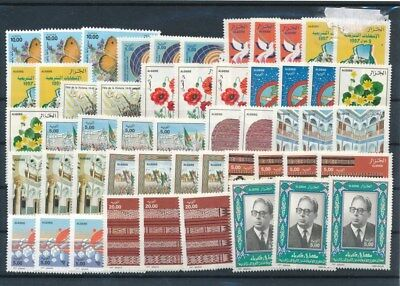 [G126247] Algeria good lot of stamps very fine MNH
