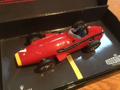 Maserati 250F no.1 Juan M Fangio 1957 Scalextric C2551A Goodwood Limited Edition