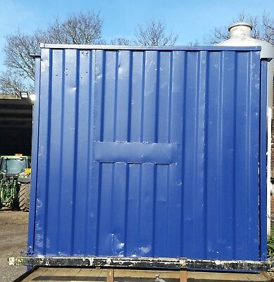 10ft X 8ft Steel Container/ Store.