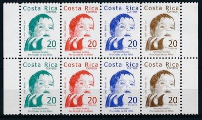 [16804] Costa Rica 2000 : 2x Good Set of Very Fine MNH Stamps