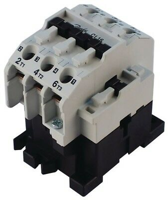 Danfoss Contactor3-pole 230VAC 16A NO x3 DIN, panel CI 16  DANFOSS
