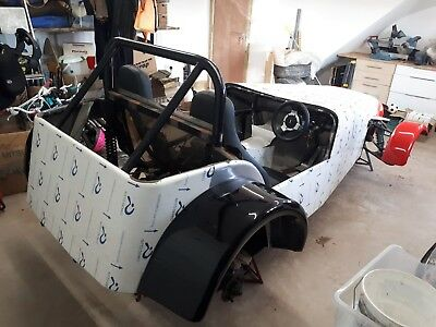 KIT CAR PROJECT High Spec Parts - UPGRADE YOURS Robin Hood 2B Lotus 7 Caterham