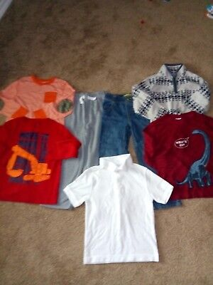 Toddler Youth Boy's 5T 6 Fall/Winter Clothing Lot Old Navy Circo