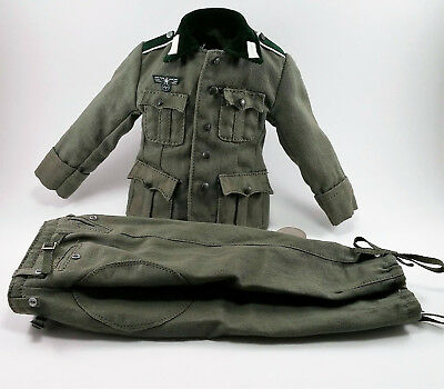 Royal Best WWII German 9th Army Gloves 1//6 toys dragon DID 3R RB Soldier