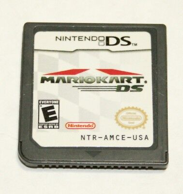 Nintendo DS Mario Kart DS - Cartridge Only
