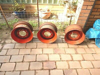 Bobcat Wheels and Tyres