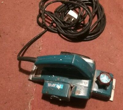 Wolf Electric Planer