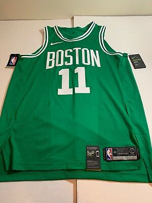 Nike Mens Kyrie Irving Boston Celtics Icon Edition Authentic NBA Jersey Size  48 0838b413f