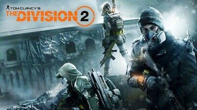 The Division 2 Private-BETA w/ Capitol Pack [PS4, XBOX, PC]
