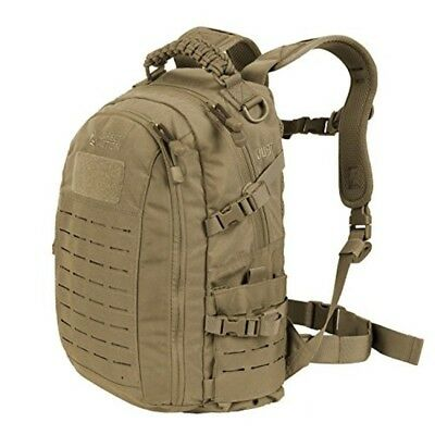 Direct Action Dust Tactical Backpack Cayote Brown Camping Travel Backpacking